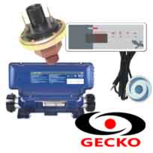 Gecko Key Pads & Overlays