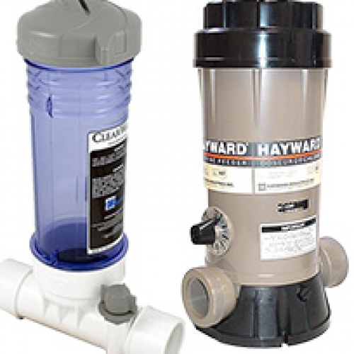 Chemical Feeders & Dispensers
